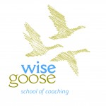 The Wise Goose logo